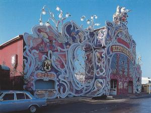 Die neue Fassade von Rolf Zehetberger.